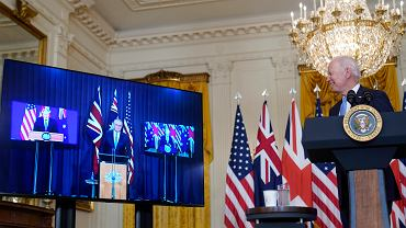 Wielka Brytania i Australia tworzą nowy strategiczny pakt bezpieczeństwa w regionie Indo-Pacyfiku