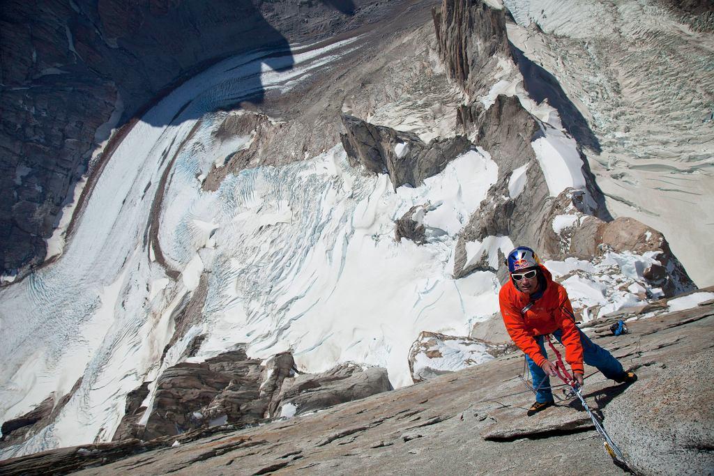 David Lama - kadr z filmy Cerro Torre