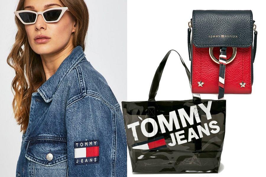 Tommy Hilfiger: ubrania i dodatki