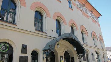 Ul. Jagiellońska, Stary Teatr