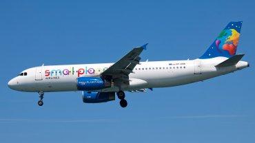 Samolot linii Small Planet