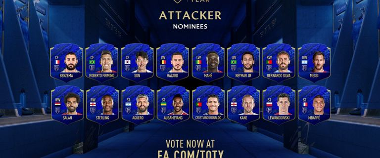 FIFA 20. Ruszyło głosowanie na drużynę roku. W zestawieniu również Lewandowski