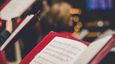 śpiewanie kolęd (zdj. ilustracyjne)