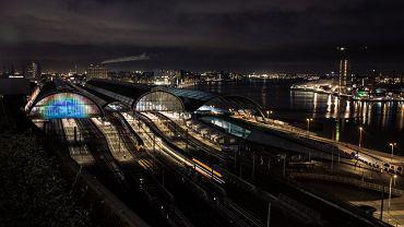Rainbow Station/ Fot. (c) Studio Roosegaarde/ Pim Hendriksen