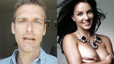Alexi Lubomirski zrobił ciążową sesję Britney Spears. Piosenkarka zapozowała mu nago