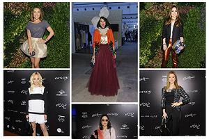 Najciekawsze stylizacje gwiazd i blogerek z Fashion Week Poland - która podoba wam się najbardziej?