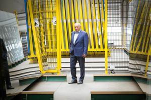 """To jeden z czołowych przedsiębiorców namówił Morawieckiego na podatek estoński. """"Gdyby obowiązywał wszystkich, połowa aparatu fiskusa nie miałaby co robić"""""""