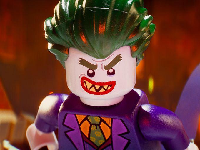 Lego Batman / materiały prasowe