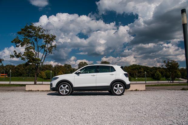 Volkswagen T-Cross 1.0 TSI 115 KM MT