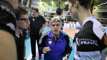 Trener Raul Lozano, Cerrad Czarni Radom