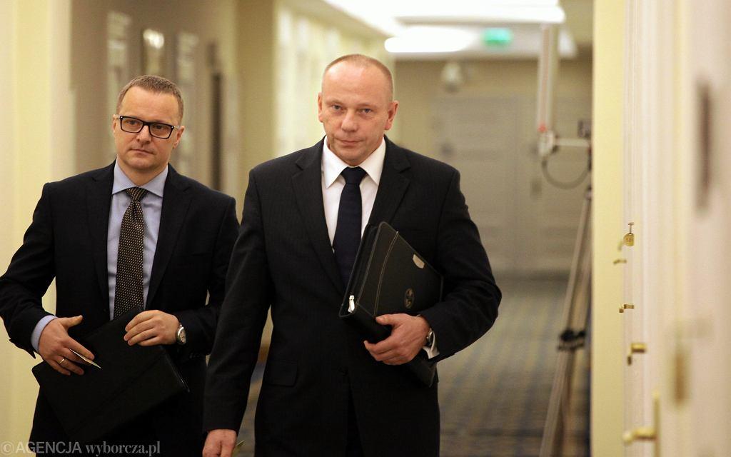 Piotr Pytel, były szef Służby Kontrwywiadu Wojskowego