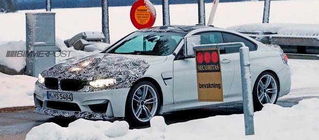 Prototyp BMW M4 CS