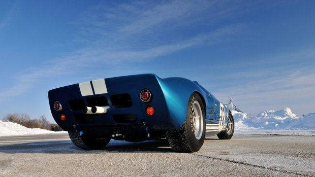 Ford GT40 prototyp