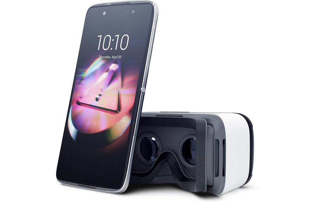 Alcatel Idol 4S i gogle VR