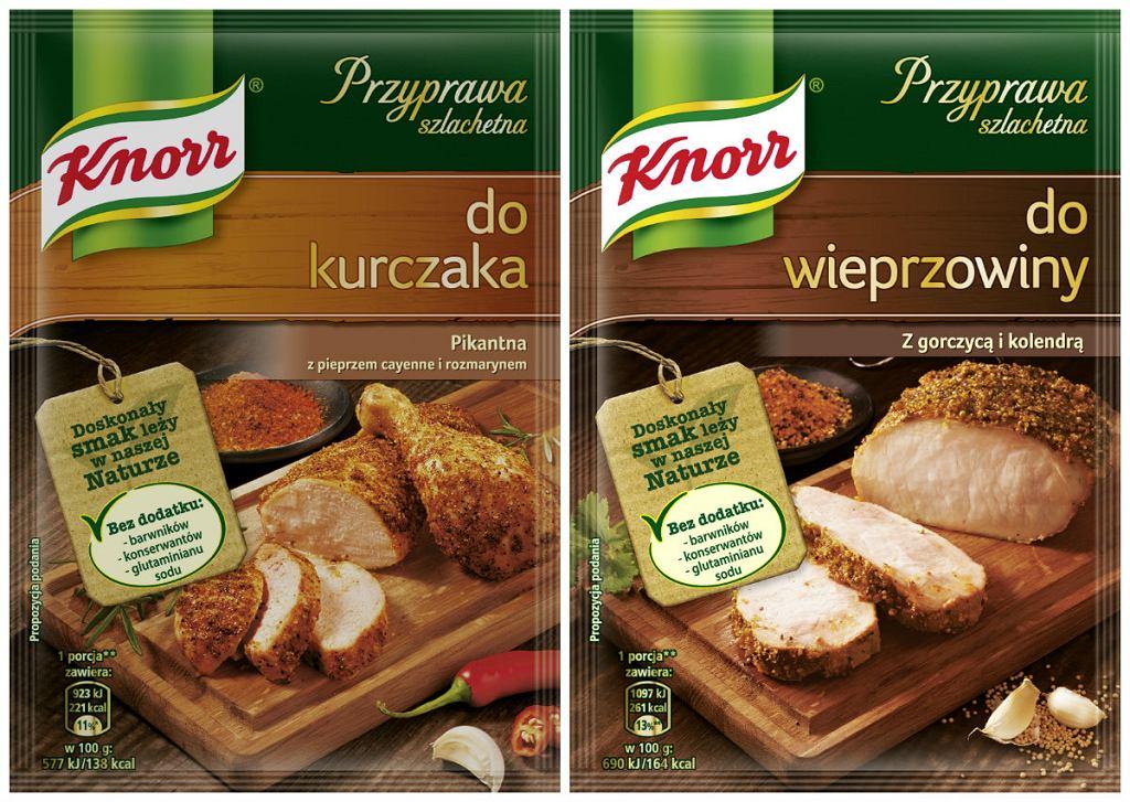 Przyprawy szlachetne Knorr