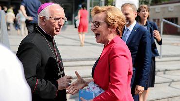 Jadwiga Wiśniewska będzie w 2019 roku  'jedynką' na liście PiS w wyborach do europarlamentu