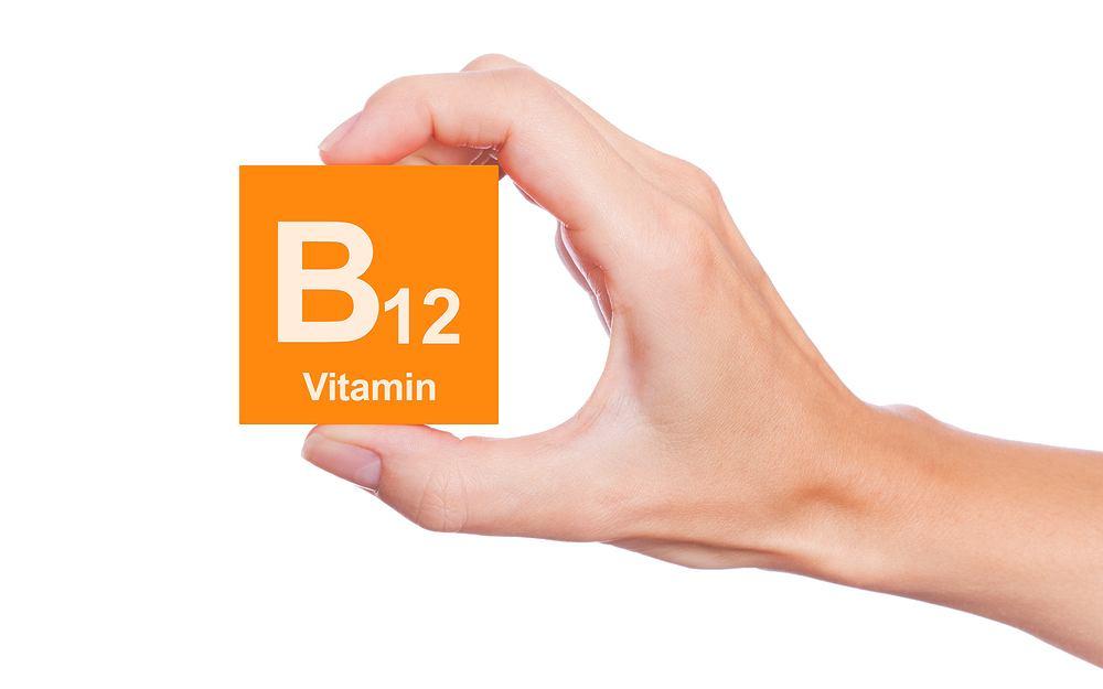 witaminy, witamina b12