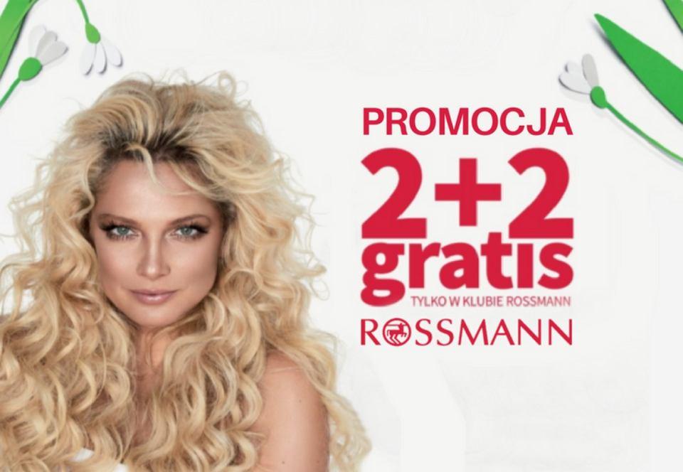 Promocja Rossmann 2+2 gratis