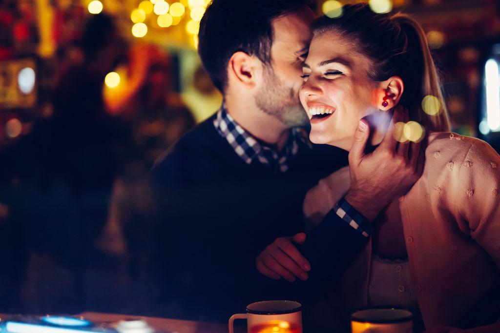 Flirt w klubie