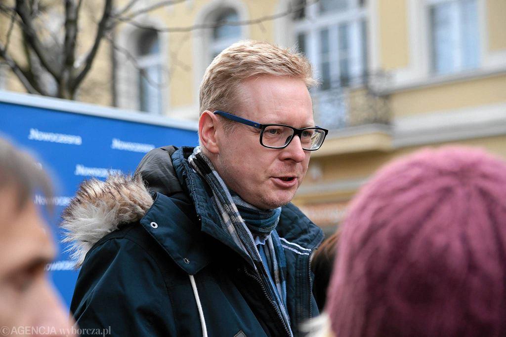 Poseł Michał Stasiński