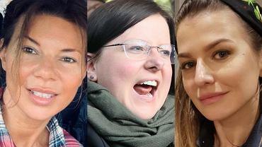 Edyta Górniak, Kaja Godek, Anna Lewandowska