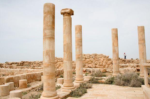 podróże, azja, Życie pustyni: podróż do Jordanii, Zamek Heroda