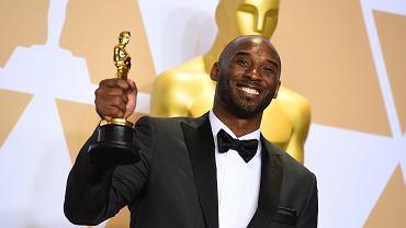 Kobe Bryant z Oscarem za 'Dear Basketball'