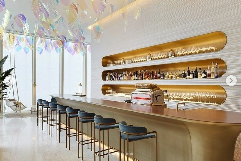 Louis Vuitton - restauracja w Osace