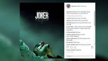 Plakat filmu 'Joker'
