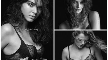 Top modelki w kampanii Calvin Klein Intimates