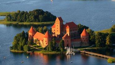 Troki, Litwa/ Fot. Shutterstock
