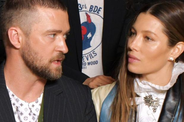 Justin Timberlake i Jessica Biel mają za sobą trudny okres. Czy jednak zakochanym udało się zażegnać kryzys? Wpis muzyka ma nas do tego przekonać.