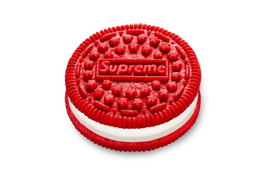 Supreme x Oreo