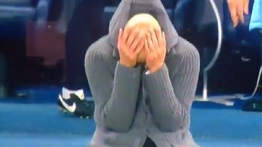 Reakcja Pepa Guardioli na nieuznanego gola Raheema Sterlinga