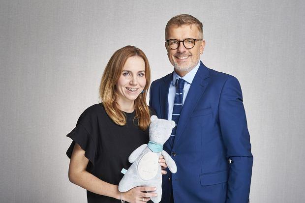 Anna Skórzyńska i Marcin Gawroński