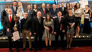 """Laureaci 54. Plebiscytu """"Kuriera Lubelskiego""""na najlepszego i najpopularniejszego sportowca Lubelszczyzny w 2015 roku"""