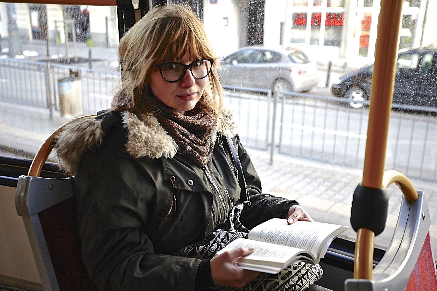 Joanna Pawłowska (fot. Marta Mach)