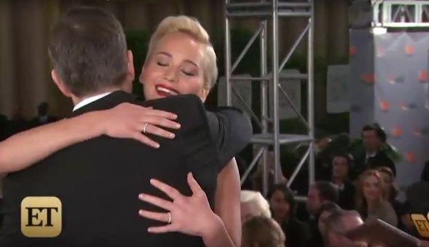Jennifer Lawrance, Matt Damon