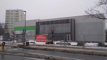 Pawilon przy ul. Grota Roweckiego w Sosnowcu prawie gotowy