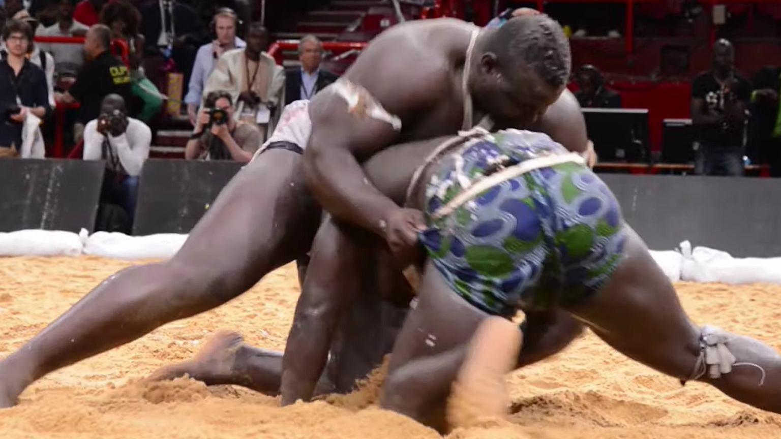Pudzianowski zmierzy się z Ousmane. Legendą Senegalu 45l.