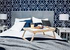 Nadmorskie mieszkanie inspirowane stylem Hampton