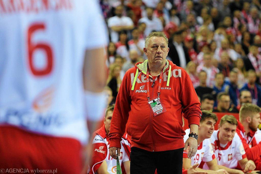 Mecz Polska - Francja, Michael Biegler