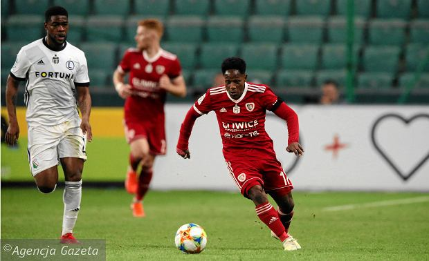 Legia-Piast 0:1. Joel Valencia dla Sport.pl: - Niesie nas. Możemy zdobyć mistrzostwo, choć Legia jest w lepszej sytuacji