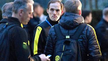 Thomas Tuchel, trener Borussii Dortmund