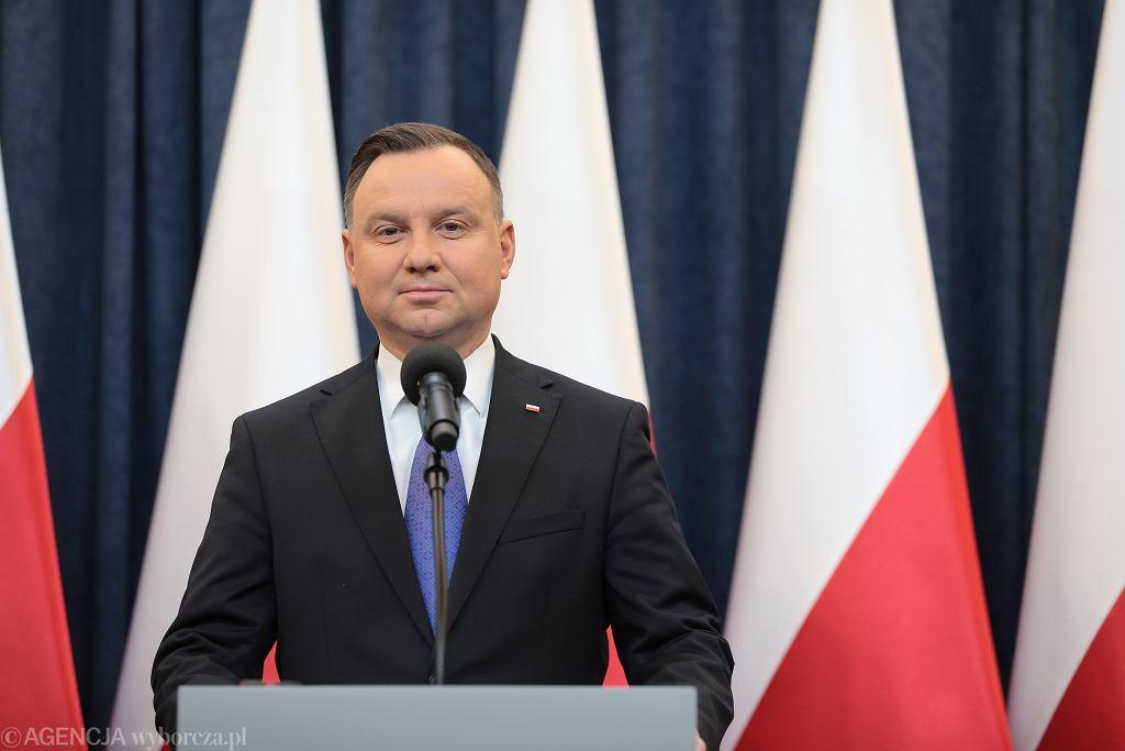 Andrzej Duda podpisał ustawę budżetową