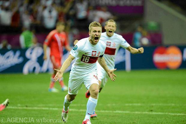 Piłka nożna. Błaszczykowski nominowany do nagrody najlepszego piłkarza Europy