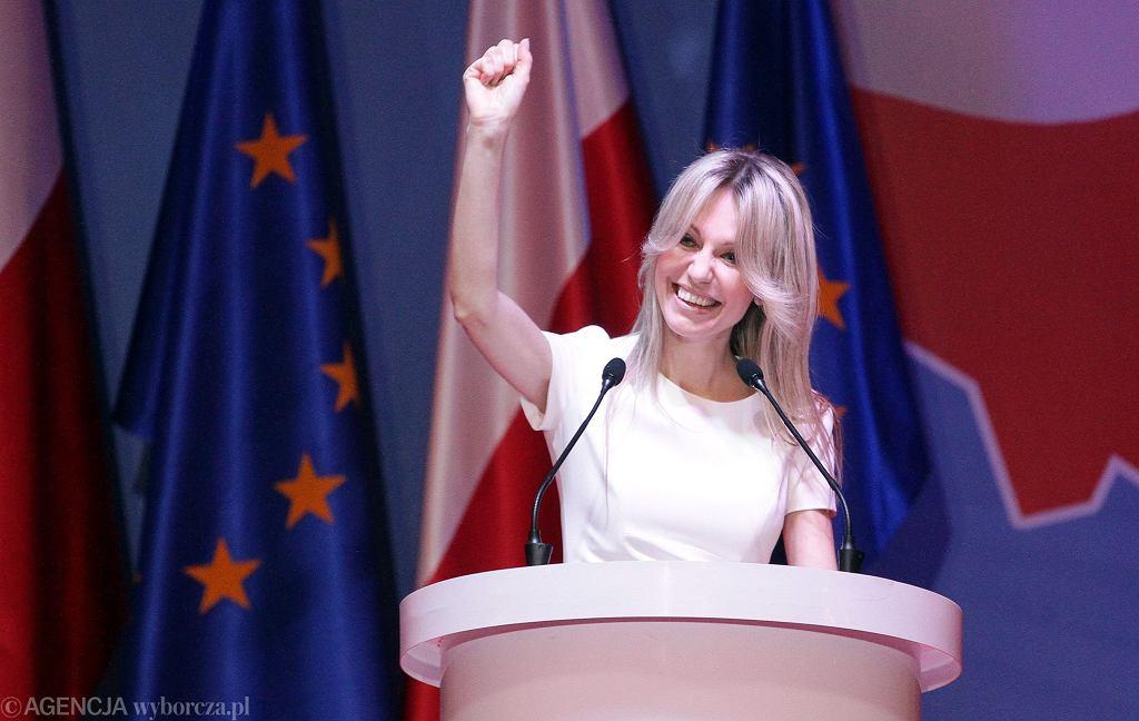 Konwencja wyborcza Magadaleny Ogórek