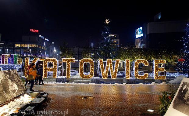 Zdjęcie numer 0 w galerii - Tysiące migających światełek, karoce, renifery. Katowice wyglądają jak świąteczna wioska [ZDJĘCIA]