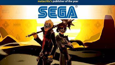 Sega - najlepszy producent gier 2020 roku