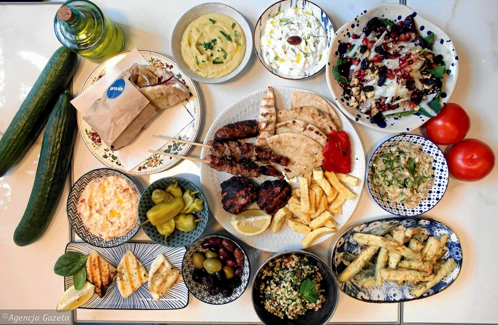 Restauracje Bez Kelnerow Nikkei I Hummus Bary Kreglicka O